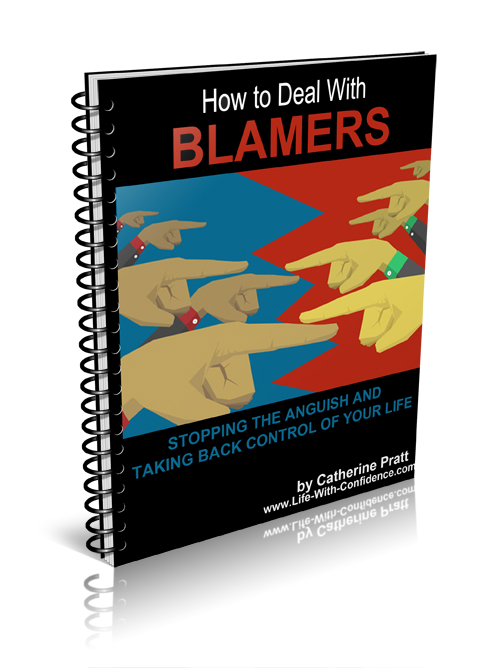 How to deal with blamers