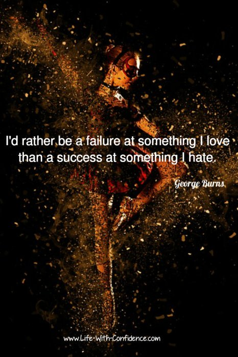 George Burns quote