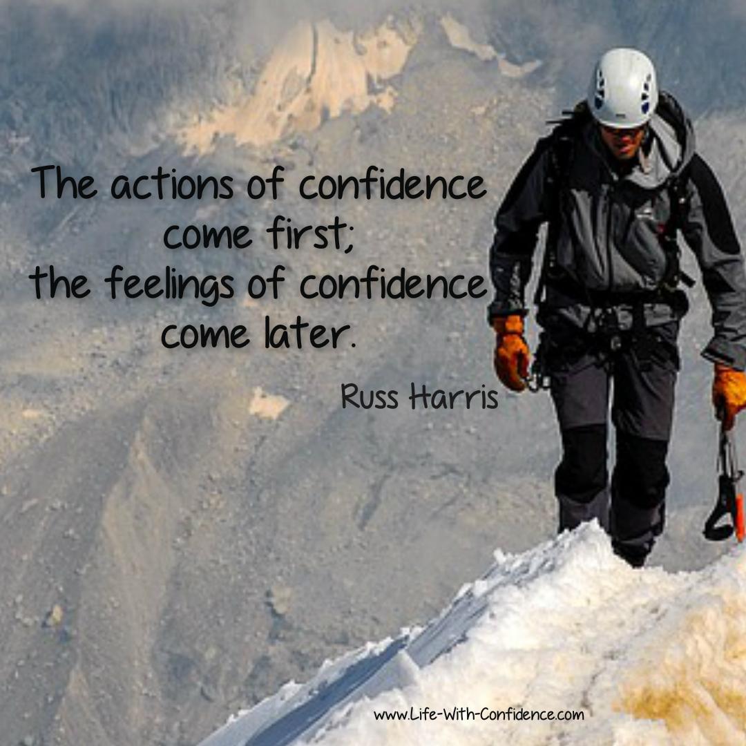 Russ Harris quote,