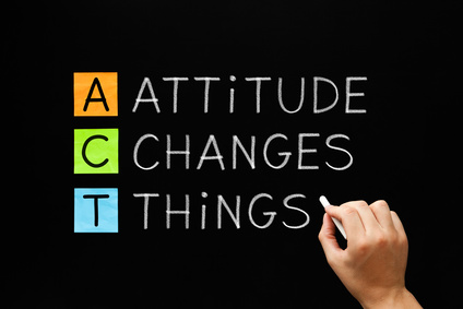 ACT Attitude Changes Things