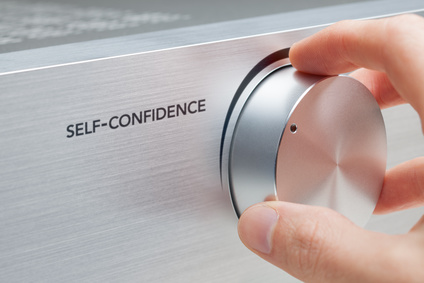 Dial up the confidence