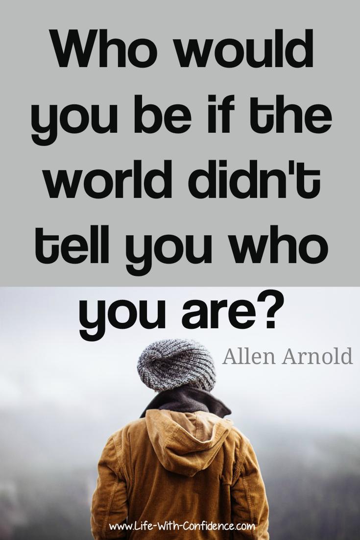 Allen Arnold quote