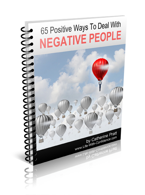 Positive Ways To Deal With Negative People