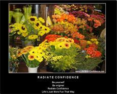 Radiate Confidence