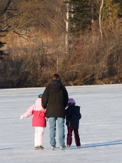 skating with kids was how I discovered how to stop struggling
