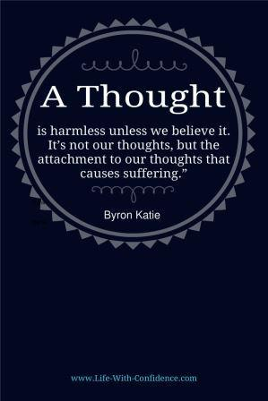 A thought is harmless until...