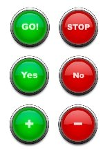 push your buttons to feel guilty